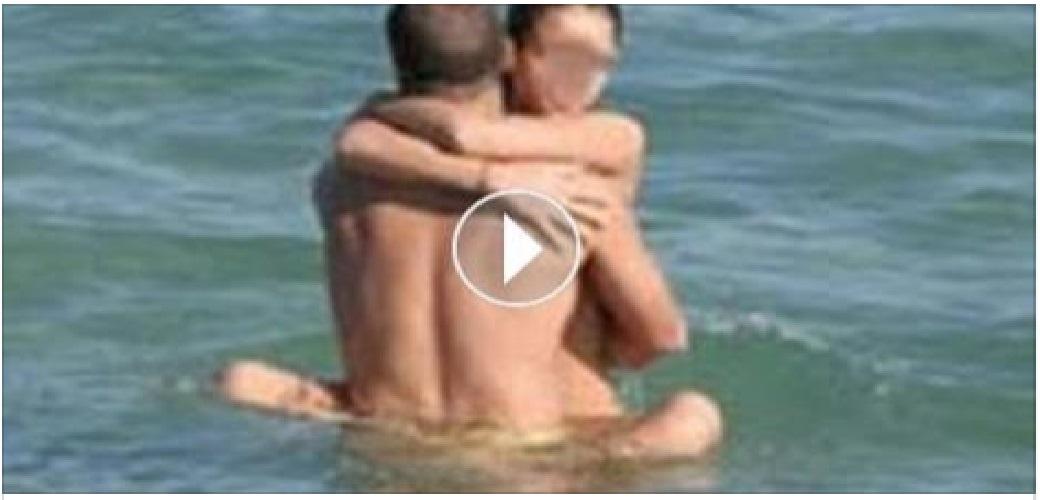 Spiagge in Brasile, il video della vergogna