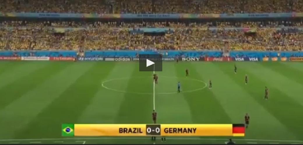 Brasile 2014, verdeoro squadra fantasma: la parodia