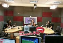"""""""NON SUCCEDERA PIU'"""" Iniziata la nuova stagione su Radio Radio 104,5. Le foto della diretta con le """"malefiche"""""""