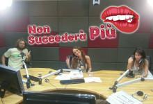 """NON SUCCEDERA' PIU' – OGGI IN STUDIO I """"WILD"""" ANGELA E FABIO (TUTTE LE FOTO)"""