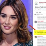 I profili Instagram di Ilary Blasi e Francesco Totti sono falsi