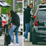 Emma Marrone e Fabio Borriello, tra Roma e Milano l'amore continua segretamente ….