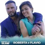 ROBERTA MERCURIO & FLAVIO ZERELLA (TEMPTATION ISLAND) SABATO 10 SETTEMBRE OSPITI A RADIO RADIO