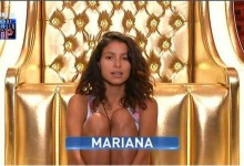 MARIANA RODRIGUEZ (GFVIP) SABATO 19 NOVEMBRE OSPITE A RADIO RADIO