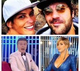 """MARITO DI FERNANDA LESSA (GFVIP) A RADIO RADIO : """" WANDA NARA E PUPO ? DUE IGNORANTI ..PER COLPA LORO CI HANNO MINACCIATO DI MORTE ..ANZICHE' GIUDICARE MIA MOGLIE STUDIASSERO LE RELIGIONI !! """""""